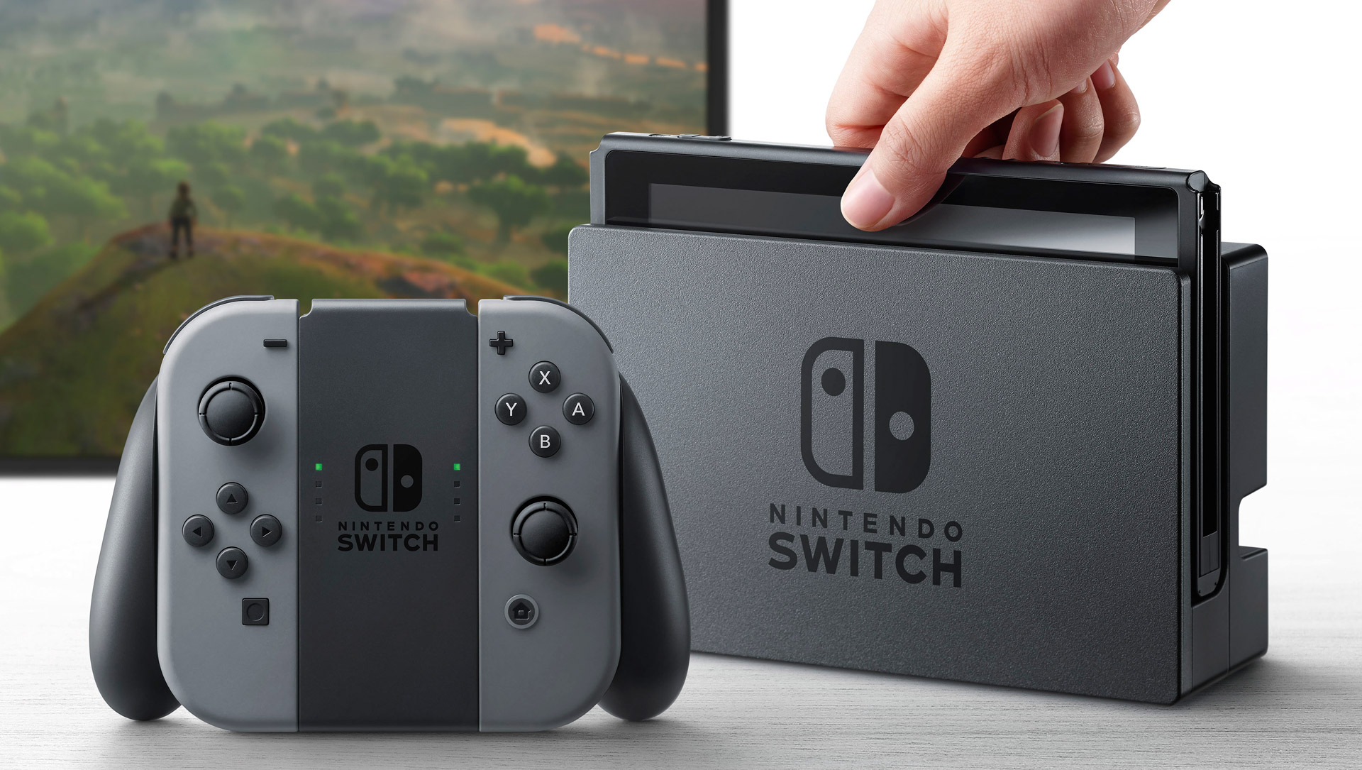 Modojo | NVIDIA CEO Enthusiastic About the Nintendo Switch